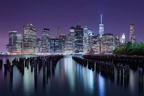 Landscape Photography New York New York City The 2014 Manhattan Cityscapes