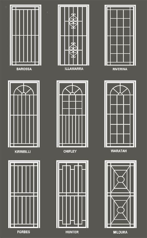 Security Windows For Home Inspiration Security Doors Security Windows Sydney