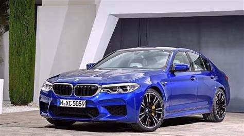 m5 f90 2018 bmw f90 m5 leaked offers 4wd and 2wd setups gtspirit