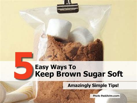 home repairs simple ways to keep your home 5 easy ways to keep brown sugar soft