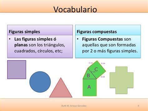figuras geometricas simples 193 rea de figuras compuestas