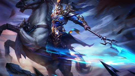 wallpaper mobile legend zilong wallpapers heroes of newerth lore page 4
