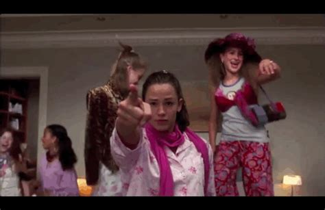 preteen girls gifs 13 going on 30 presents the most confident awkward pre