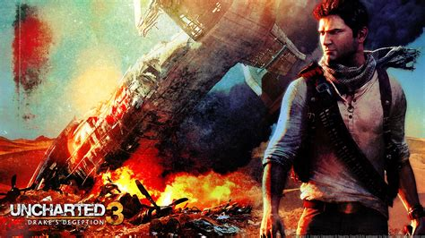 uncharted 3 hd wallpaper 1920x1080 uncharted 3 drake deception hd wallpapers 2 1920x1080