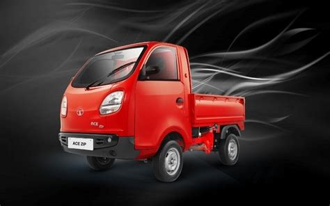 tata ace zip truck review  top speed