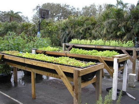 diy raised vegetable garden diy raised beds in the vegetable garden ideas and materials