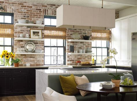 Coffee Shop Style Kitchen by From Belgium With Interior Design Inspiration