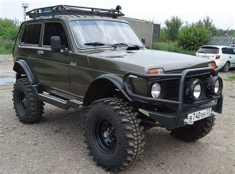 Lada Niva Modified 284 Best Images About Lada Niva On