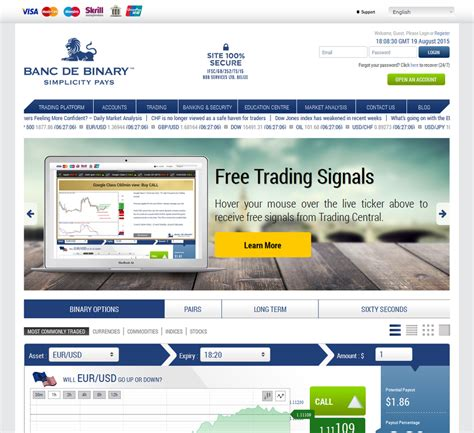banc de binary ltd banc de binary options trading acuvugax web fc2
