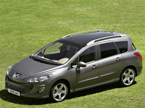 latest peugeot cars information of new peugeot 308 sw 2014 cars car autos post