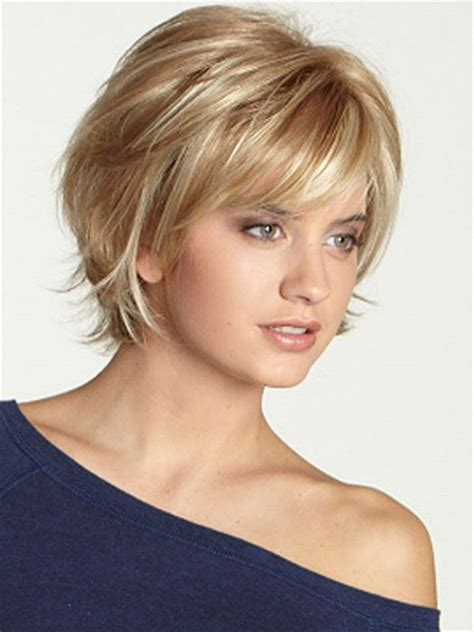 easy to manage hairstyles for the older woman 18 elegant short hair cuts medium short haircuts
