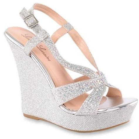 best 25 silver wedges ideas on womens shoes