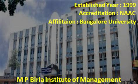 Mba Consultants In Bangalore by Top Mba Colleges In Bangalore List Top 10 Mba Colleges