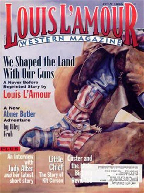 film cowboy amour louis l amour western magazine louis l amour pinterest