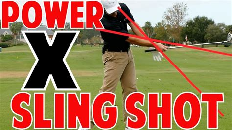 automatic golf swing automatic golf swing speed the power x youtube