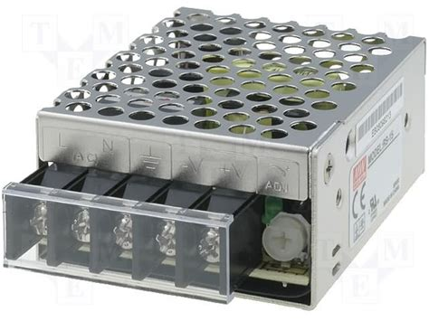 alimentatori stabilizzati alimentatore universale switching stabilizzato 5v dc 3a rs