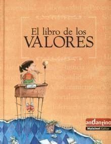 libro el tiempo de los aula valores para crecer integralmente el libro de los valores