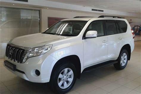 Toyota Roadside Assistance South Africa 2016 Toyota Land Cruiser Prado 3 0dt Tx Crossover Suv