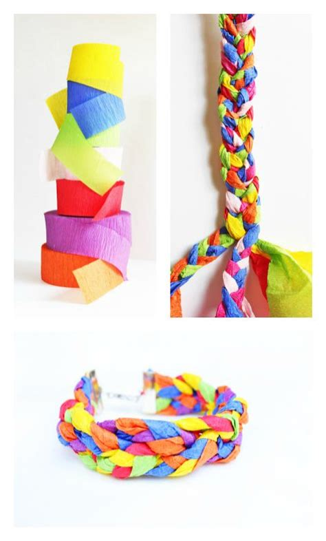 What Can You Make With Crepe Paper - 25 best ideas about crepe paper streamers on