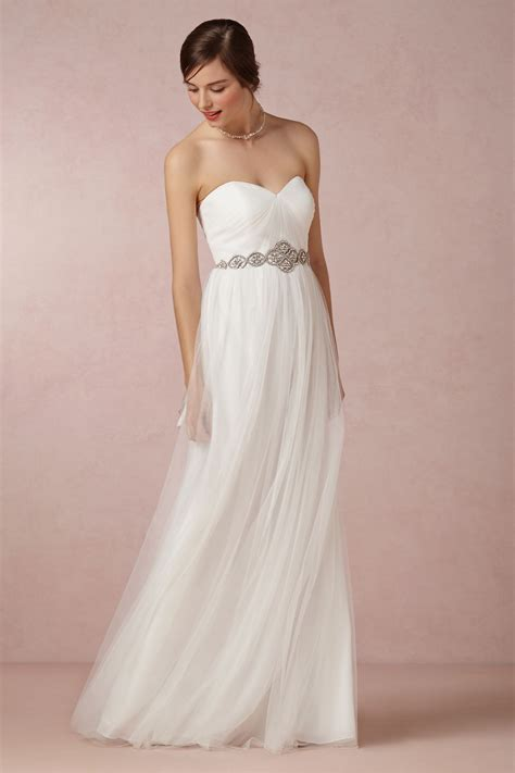 Anna Cbell Wedding Dress | bhldn jenny yoo annabelle convertible dress size 12