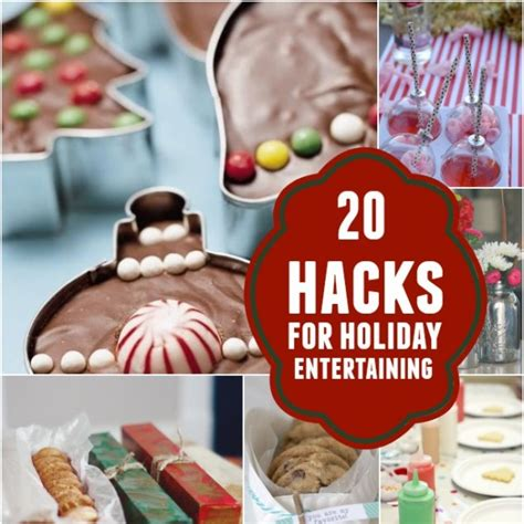 entertaining hacks 20 hacks for holiday entertaining spaceships and laser beams