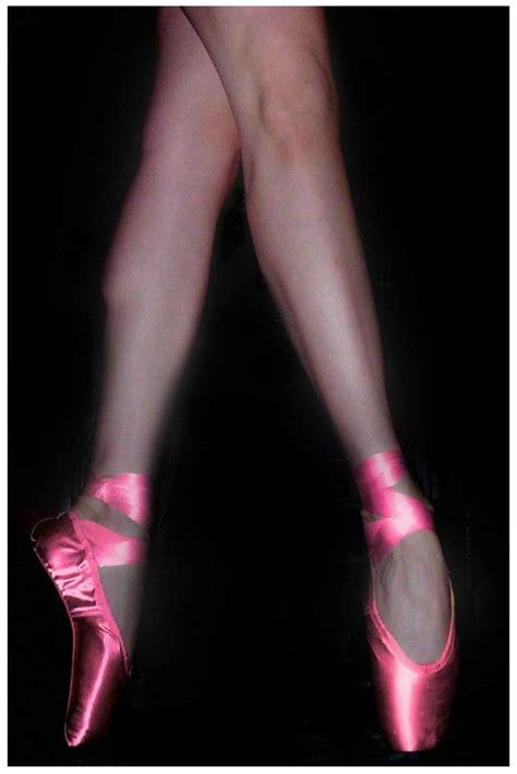 17 best ideas about pink ballet shoes on