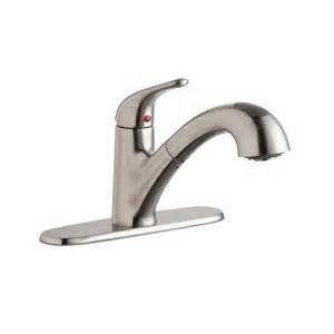 Elkay Kitchen Faucet Reviews by Elkay Lk5000ls Elkay Everyday Pull Down Kitchen Faucet Ebay
