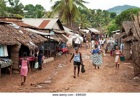 poverty cycle standard of living in madagascar housing poverty madagascar africa stock photos housing poverty madagascar africa stock images