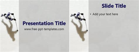 powerpoint templates free download hockey ice hockey ppt template free powerpoint templates