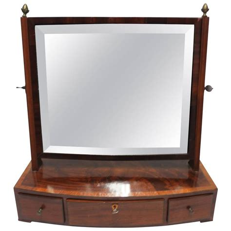 Used Makeup Vanity For Sale by Beautiful Antique Vanity Mirror With Drawers For Sale At