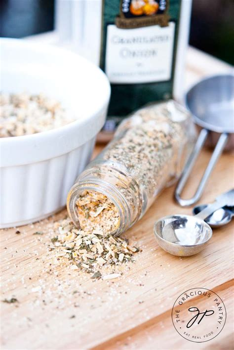 The Gracious Pantry by Clean Soup Mix Recipe The Gracious Pantry