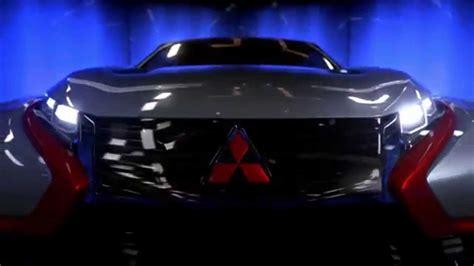 Mitsubishi Vision Gran Turismo 6 Mitsubishi Vision Gt Reveal