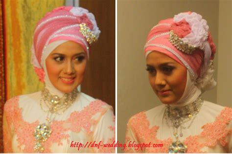 Jilbab Segi Empat Bunga2 The Journey Of Dnf S Wedding
