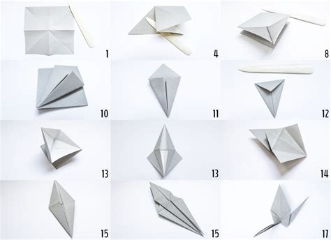 Luck Origami - origami luck charm craftbnb