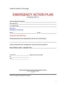 osha emergency plan template emergency plan template e commercewordpress
