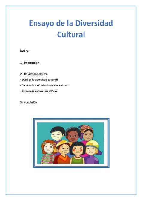 la diversidad de la 8408074555 diversidad cultural
