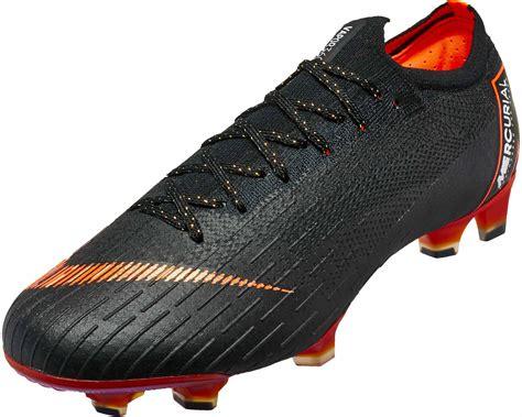 Nike Vapor 12 nike vapor 12 elite fg black total orange