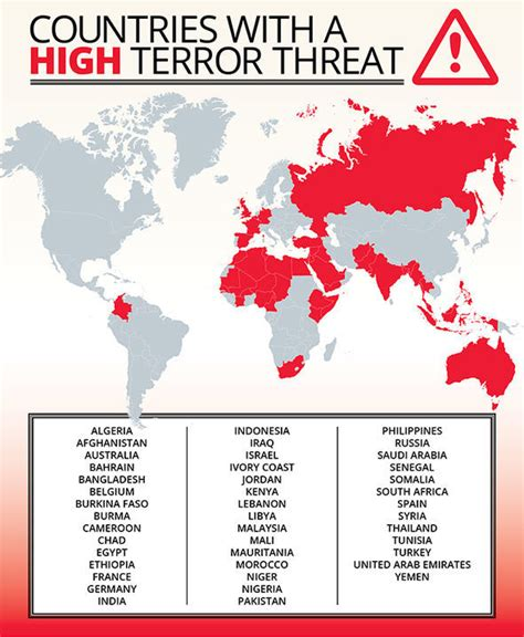 the terrorist threat in africa ã before and after benghazi books is it safe to travel to and flight