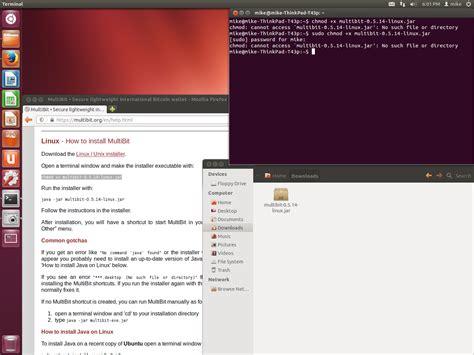 setup bitcoin miner ubuntu install bitcoin ubuntu server guide