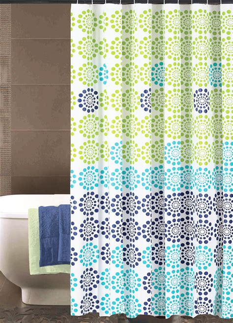vibrant shower curtains vibrant shower curtain kmart com