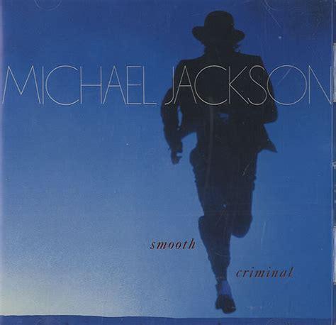 Entering Japan With A Criminal Record Michael Jackson Smooth Criminal Japanese Cd Album Cdlp 485259