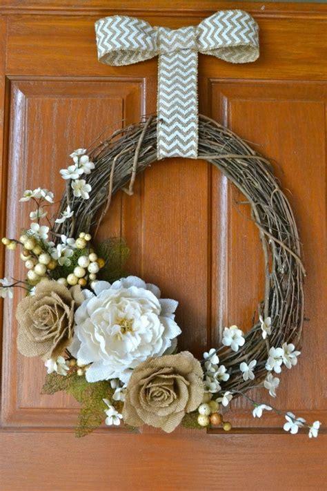 diy wreath ideas 25 adorable diy fall wreath ideas style motivation