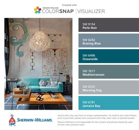 i found these colors with colorsnap 174 visualizer for iphone by sherwin williams perle noir sw