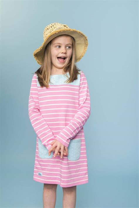 Dress Bele Stripe dress sweet pea stripe tunics dresses