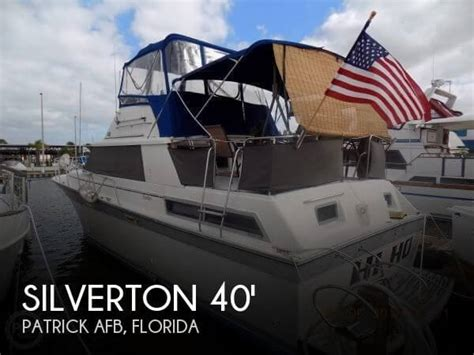 Silverton 40 Aft Cabin Review by Sold Silverton Aft Cabin 40 In Afb Fl Pop Yachts