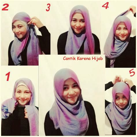 tutorial hijab pesta zoya tutorial hijab paris segi empat zoya