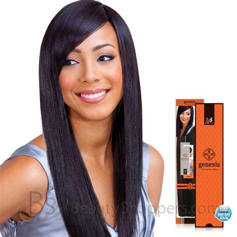 pictures of first remy hairstyles bobbiboss genesis 100 remy hair weave natural yaky