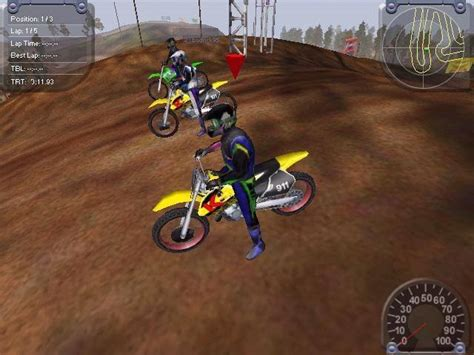 Microsoft Motocross Madness Software Informer Screenshots