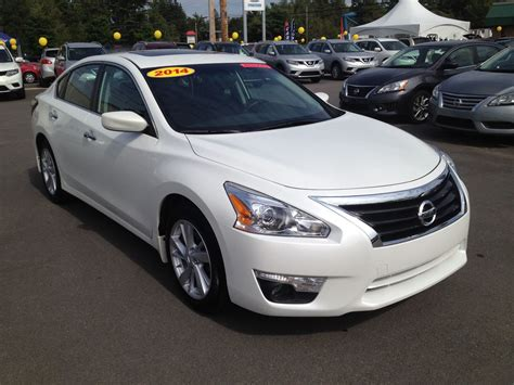 2014 nissan altima 2 5 sv used 2014 nissan altima 2 5 sv in new germany used
