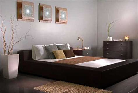 bedroom minimalist interior furniture design bedroom